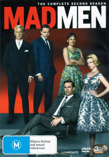 سریال Mad Men فصل دوم