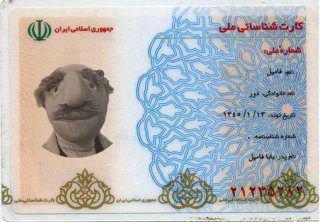 برنامه ساخت کارت ملی جعلی من تمبل هستم. - كارت ملى فامیل دور :)))))))