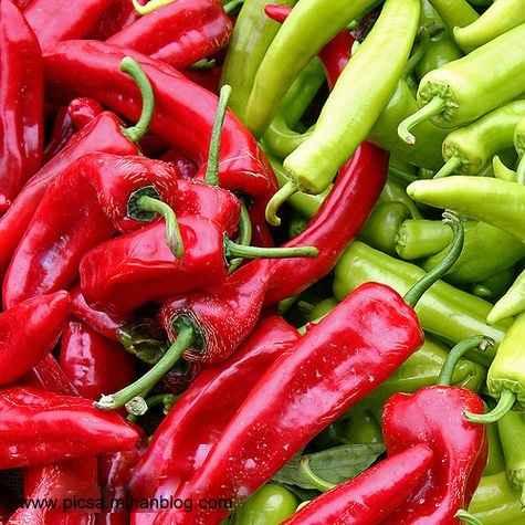 9 خاصیت شگفت آور مواد غذایی تند برای بدن انسان