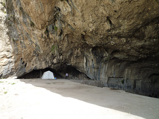 چادر نگهبانان غار