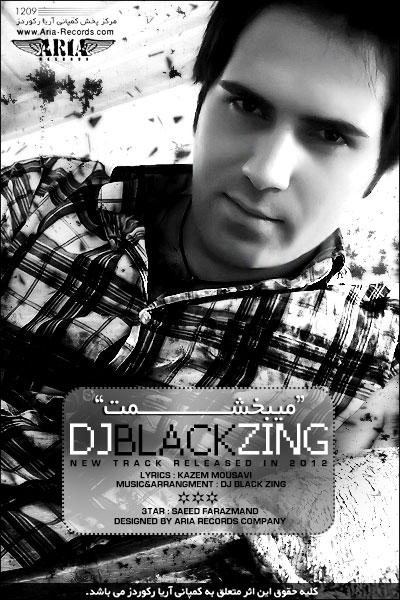 Dj Black Zing – Mibakhshamet