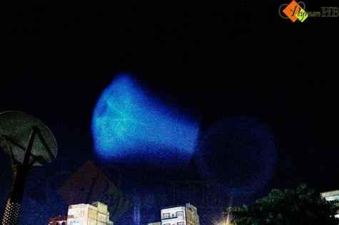 پدیده نورانی عجیب و غریب در آسمان کشور چه بود ؟