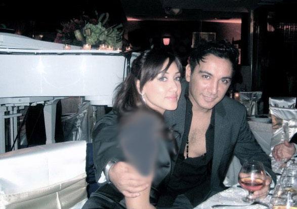 shadmehr miamasa عکس های زیبا و جدید از شادمهر عقیلی و همسرش