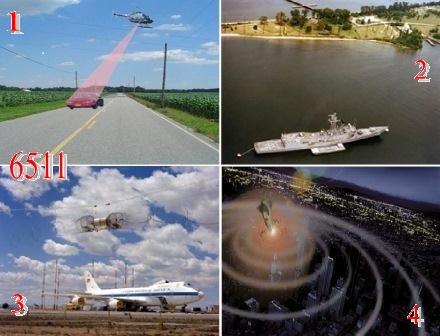 امواج و بمب های الکترومغناطیسی