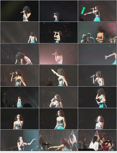 Selena Gomez Who Say's - Sings Happy Birthday Live Montreal