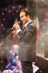 حسن ریوندی در سالن وزارت کشور