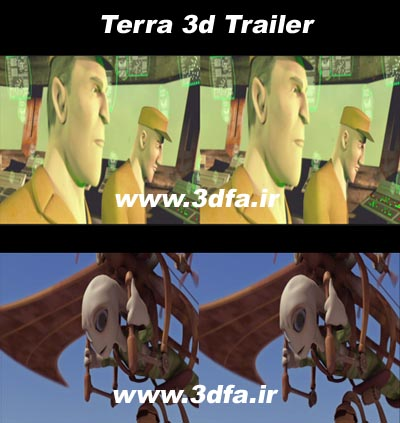 terra 3D Bluray Sample | Side By Side | www.3dfa.ir
