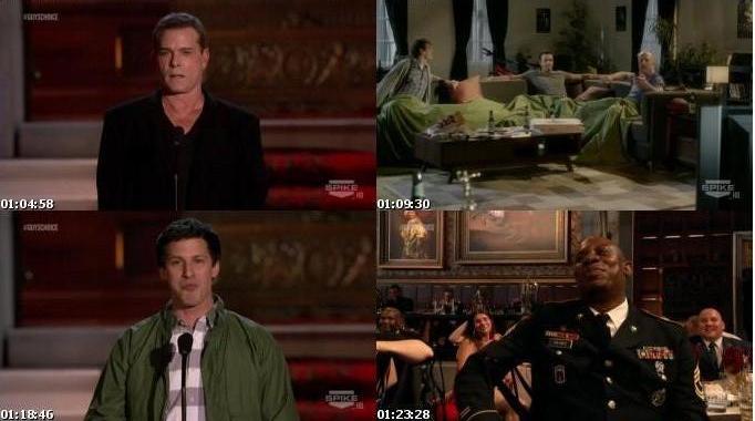 مراسم SpikeTV Guys Choice Awards 2012
