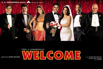 دانلود فیلم هندی خوش آمدید - Welcome با لینک مستقیم