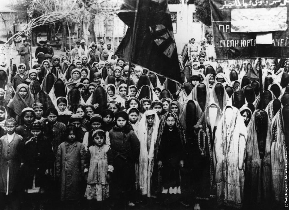 راهپیمایی زنان 1339