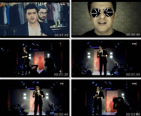 موزیک ویدئوی کردی جدید و بسیار زیبای Karwan Kamil به نام Seburi Dil - جوانرود موزیک