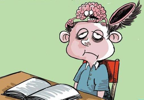 چرا حس درس خواندن نداریم؟