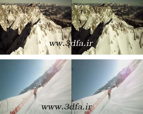 video clip ski 3d red bull