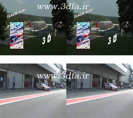 spa euro race , ماشین مسابقه یورو اروپا 2010 سامسونگ