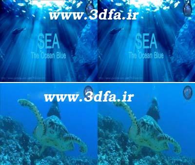 imax blue ocean,مستند اقیانوس ابی 3 بعدی