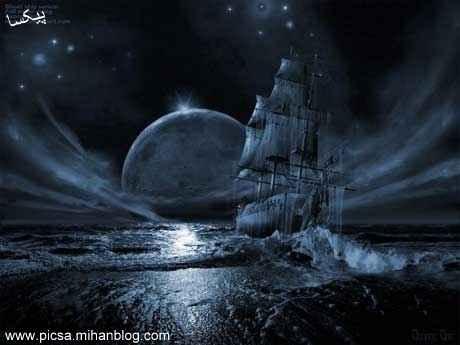 کشتی های ارواح، سرگردان در دریا: حقیقت یا افسانه؟
