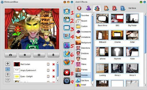 دانلود WebcamMax v7 6 7 6 نرم افزار مدیریت  دانلود نرم افزار تری دی مکس