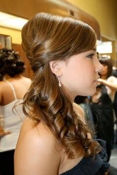 مدل موی باز 2012