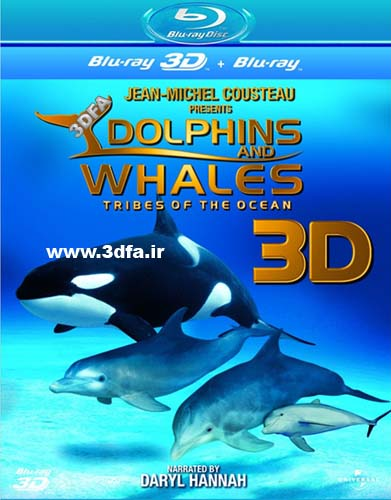 imax dolphins and whales 3d cover,مستند سه بعدی دلفین آیمکس 3 بعدی