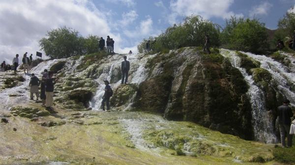 بند امیر اولین پارک ملی افغانستان در بامیان