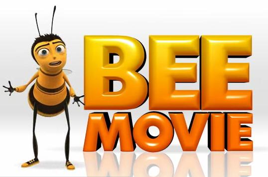 انیمیشن بری زنبوری یا Bee Movie 2007