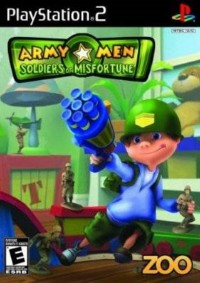 army men - ps2