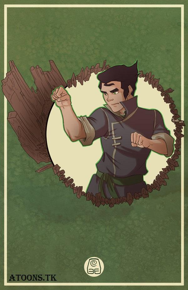 دانلود Avatar The Last Airbender و دانلود فصل اول انیمیشن Avatar The