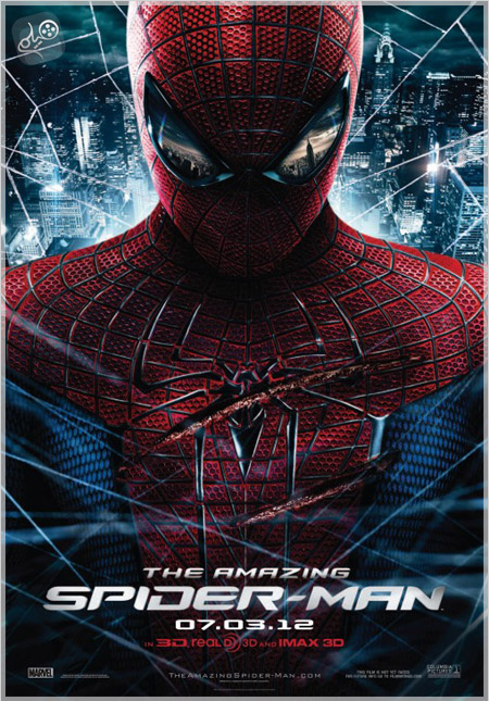 amazing spiderman ver2 دانلود فيلم Spiderman 4:The Amazing Spider Man 2012
