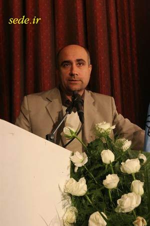 مراسم بزرگداشت اصغر حاج حیدری خاسته به مجری گری سعید بیابانکی