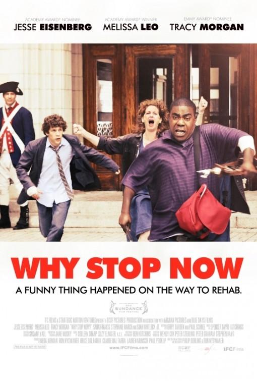 دانلود فیلم Why Stop Now 2012 ، HDRIP