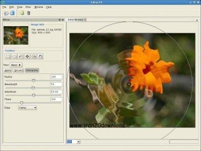 افکت گذاری بر روی تصاویر با Citra FX Photo Effects 4.0