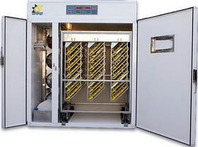 دستگاه جوجه کشی 2700 تایی تمام اتوماتیک