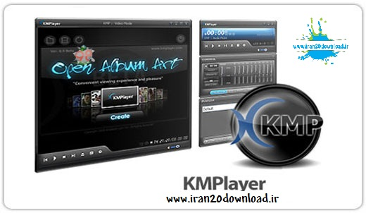 دانلود نسخه آخر  KMPlayer v3.3.0.33 Final