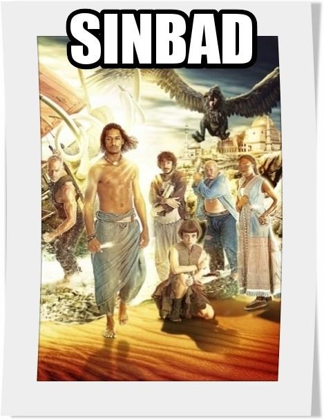 سریال Sinbad فصل اول
