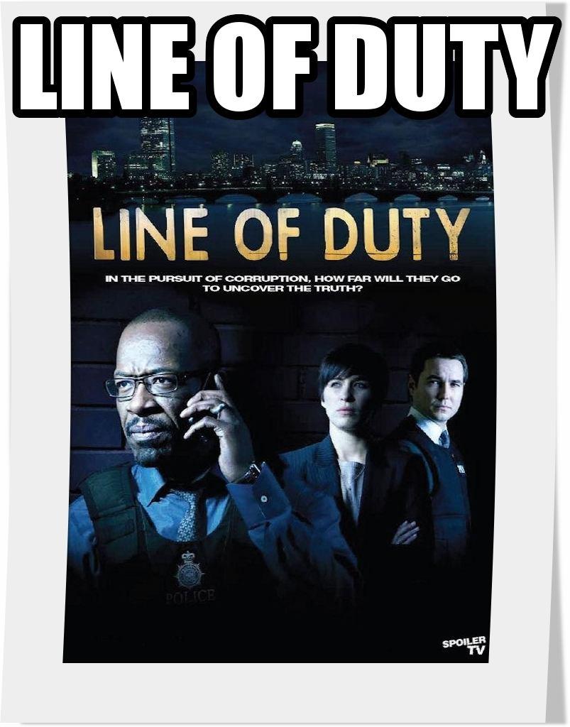 سریال Line of Duty فصل اول