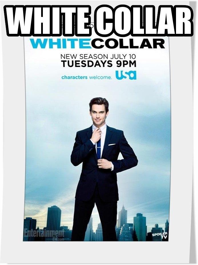 سریال White Collar فصل چهارم