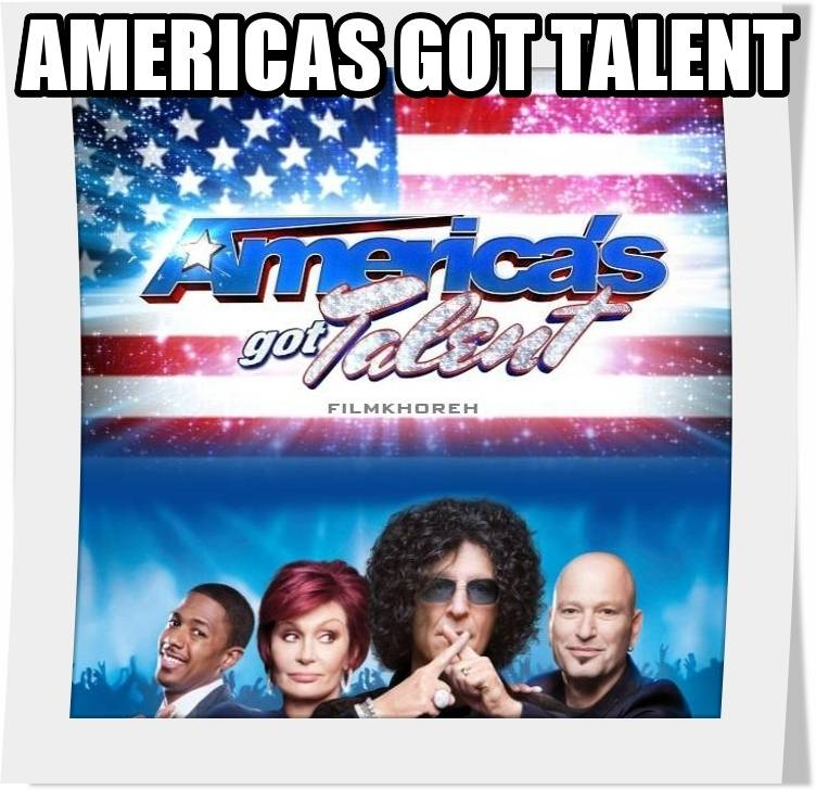 مسابقه Americas Got Talent فصل هفتم