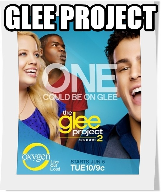 مسابقه The Glee Project فصل دوم