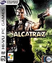 alcatraz - pc dvd