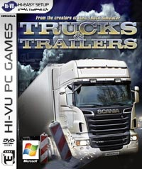 trucks - pc dvd