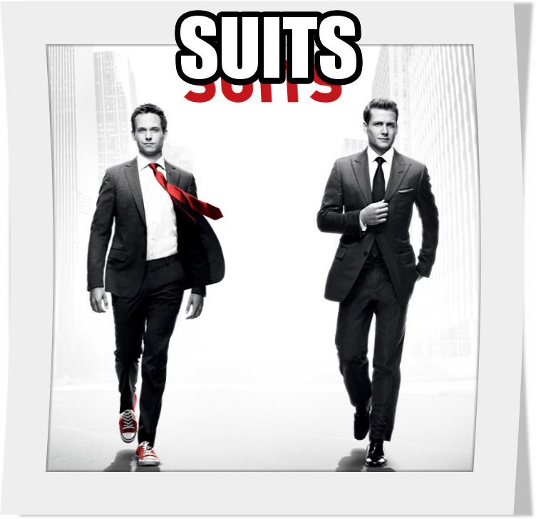 سریال Suits فصل دوم