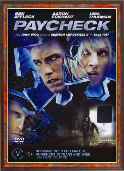 فیلم Paycheck 2003