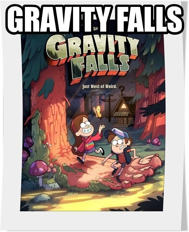 سریال انیمیشن Gravity Falls فصل اول