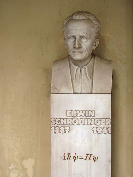 اروین شرودینگرفیزیکدان برجسته ی اتریشی