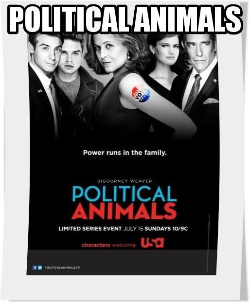 مینی سریال Political Animals