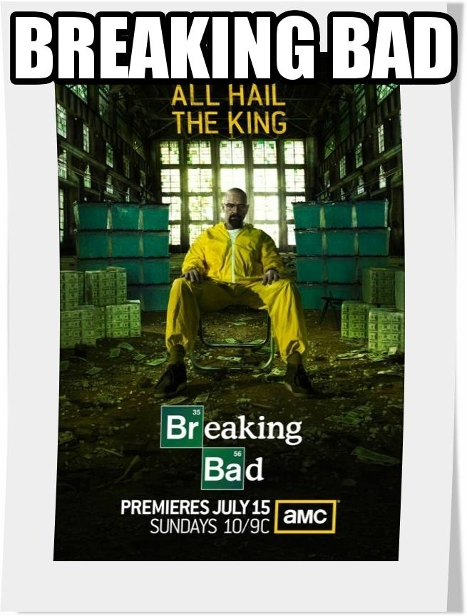 سریال Breaking Bad فصل پنچم