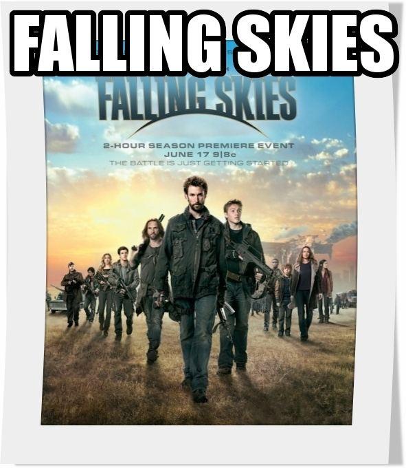 سریال Falling Skies فصل دوم