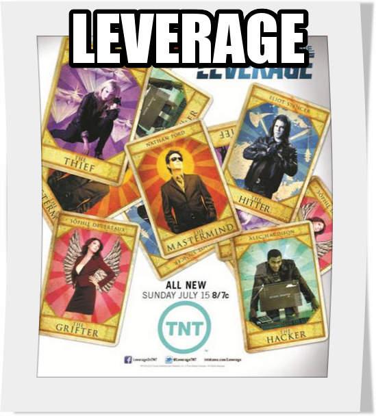 سریال Leverage فصل پنجم