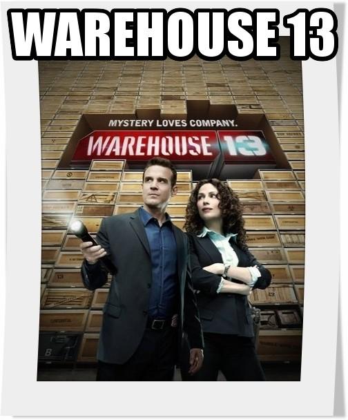 سریال Warehouse 13 فصل چهارم