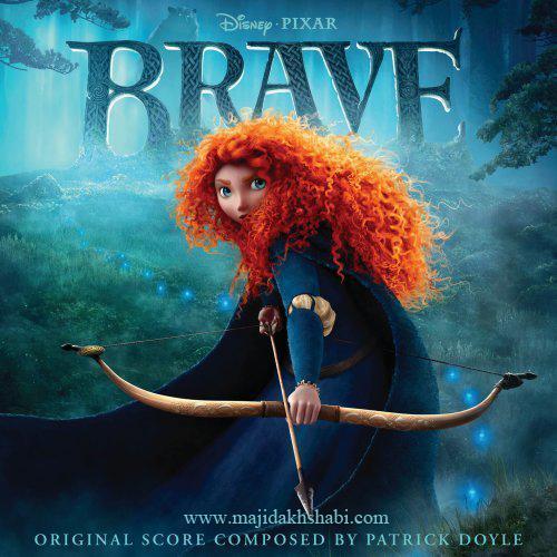 موسیقی: موسیقی متن بسیار زیبای انیمیشن شجاع